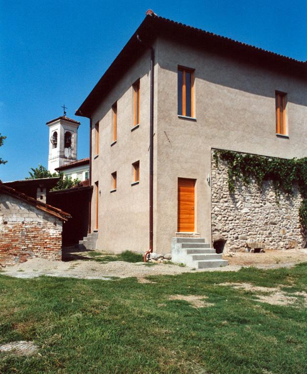 Casa colonica san pietro di stabio for Casa vivente del sud progetta la casa colonica